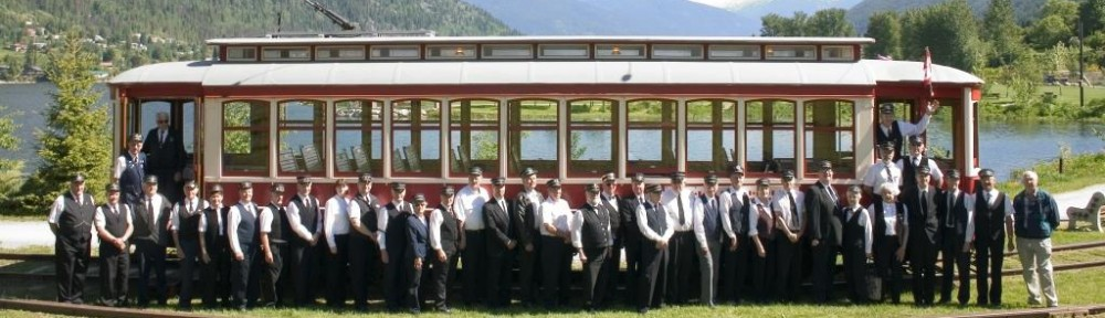 The Nelson Electric Tramway Society