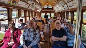 This year the Rotary Conference in Nelson got a sneak peak at some of this years specialty charters, including excerpts from the Haunted Heritage Tour